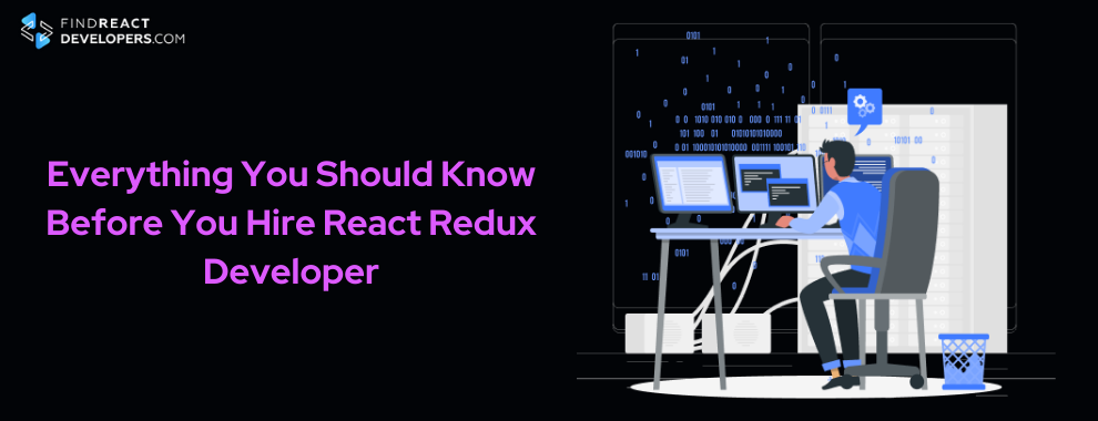 all about react redux developer