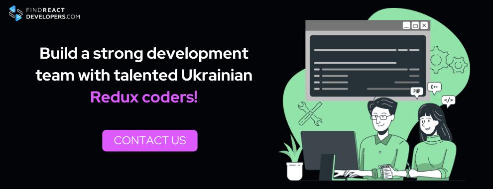 find reactjs redux developer in ukraine