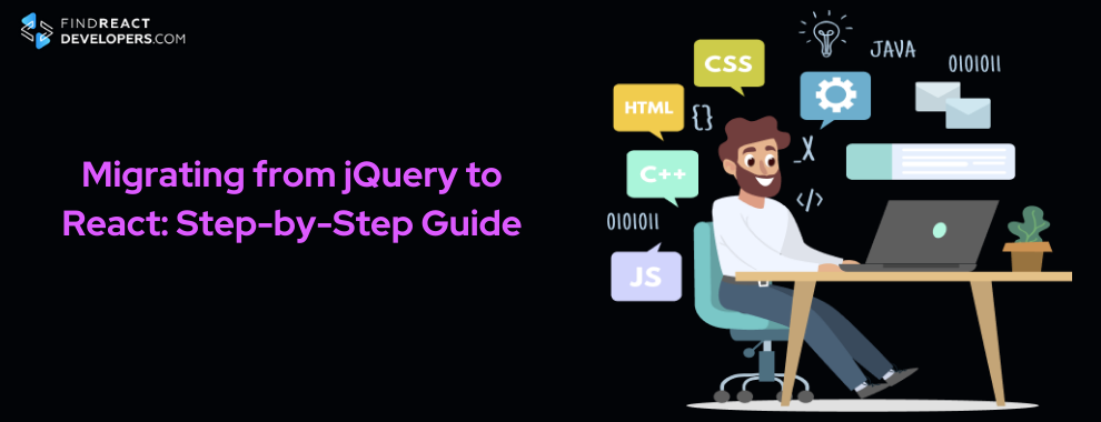 migrating from jquery to react