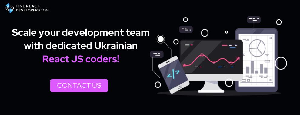 build react.js development team in ukraine