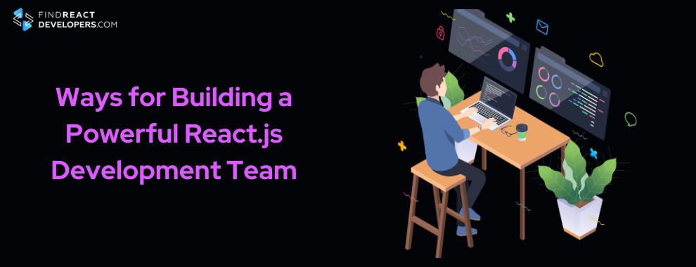scaling react team